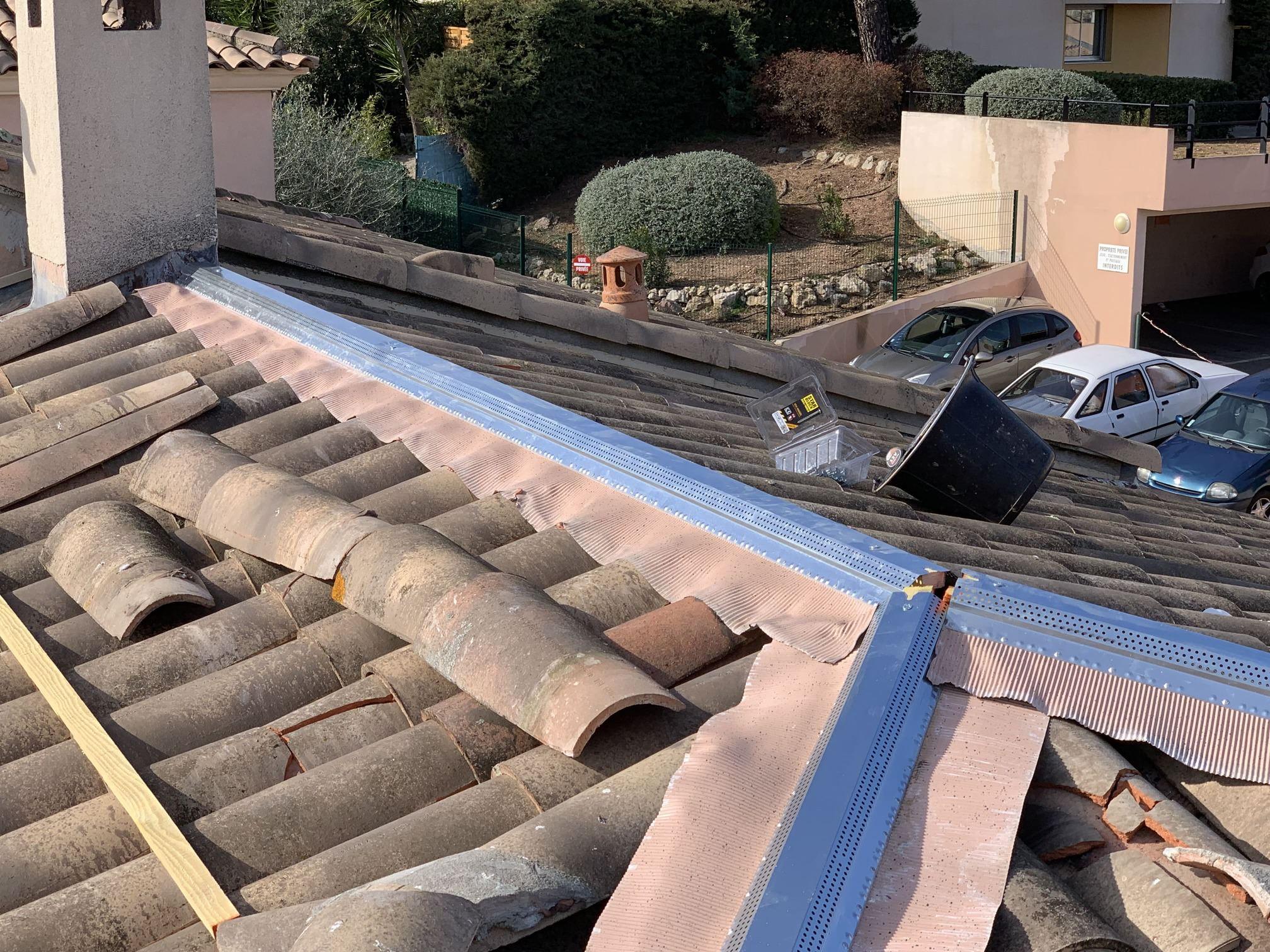 Benoit toiture - couverture de toiture & étanchéité de toiture