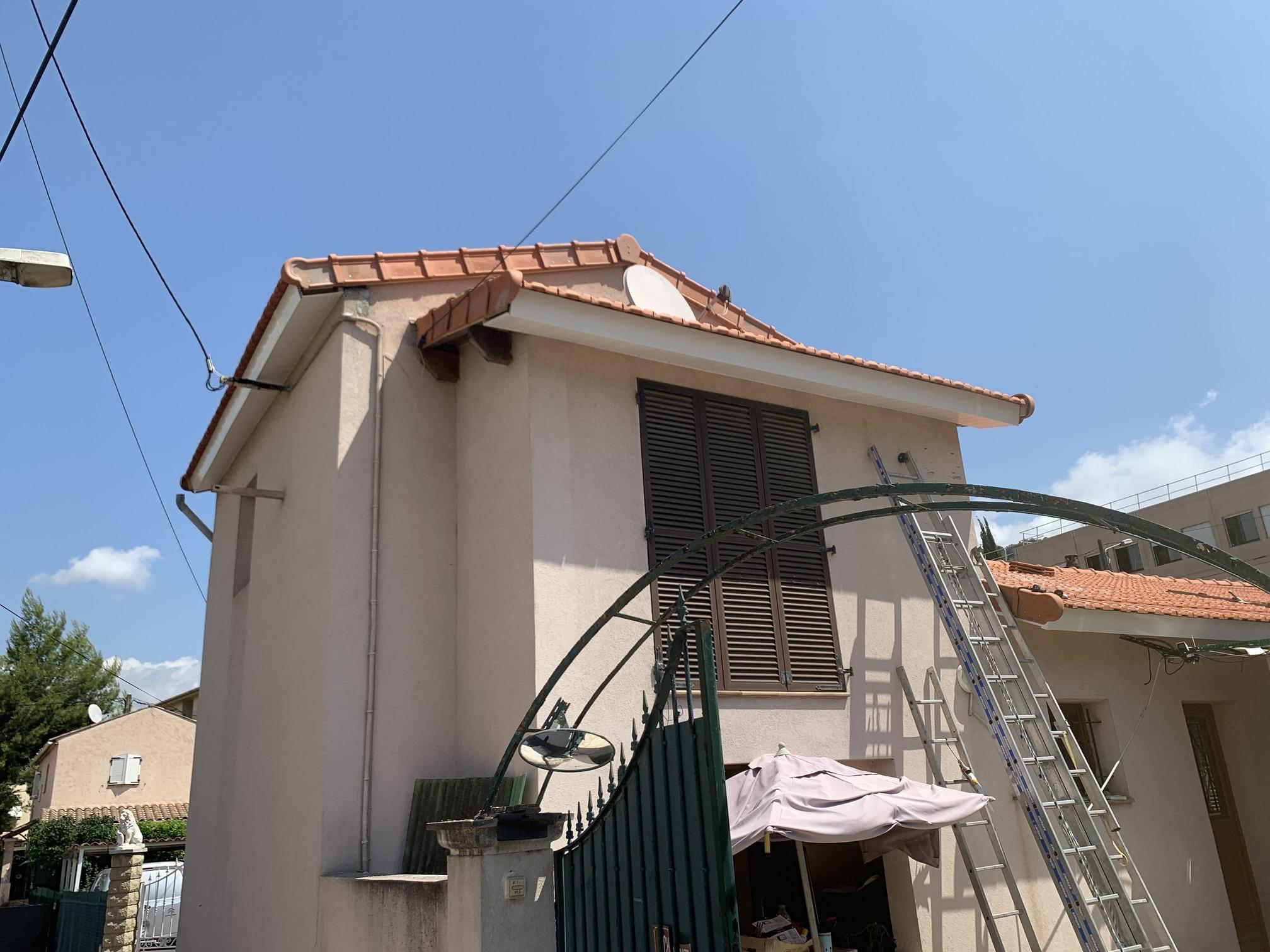 Benoit toiture - ravalement de façade à Mougins